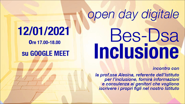Open day Polo Liceale Inclusione