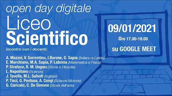 Open day Polo Liceale Scientifico